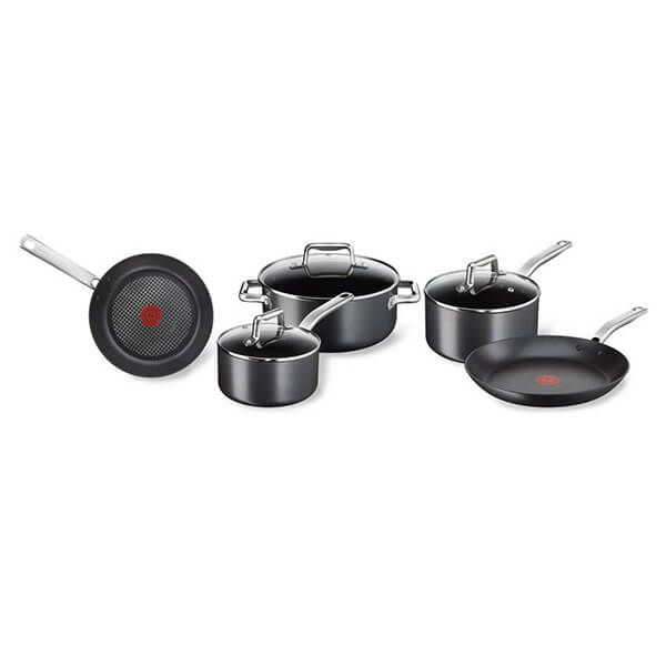 Tefal Prograde 5 Piece Cookware Set