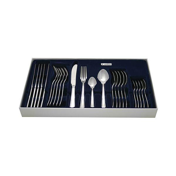 Judge Harley 24 Piece Cutlery Set
