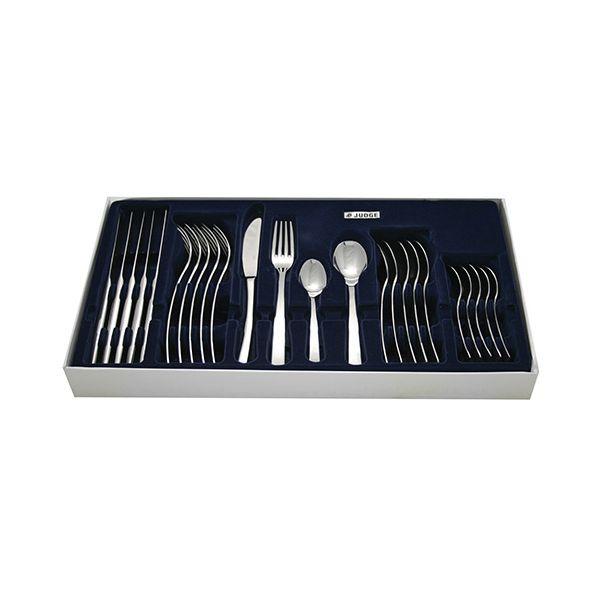 Judge Durham 32 Piece Cutlery Set