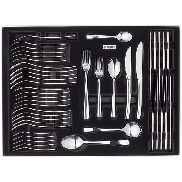 Judge Durham 44 Piece Cutlery Set