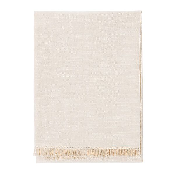 Walton & Co French Limestone Chambray Hand Towel