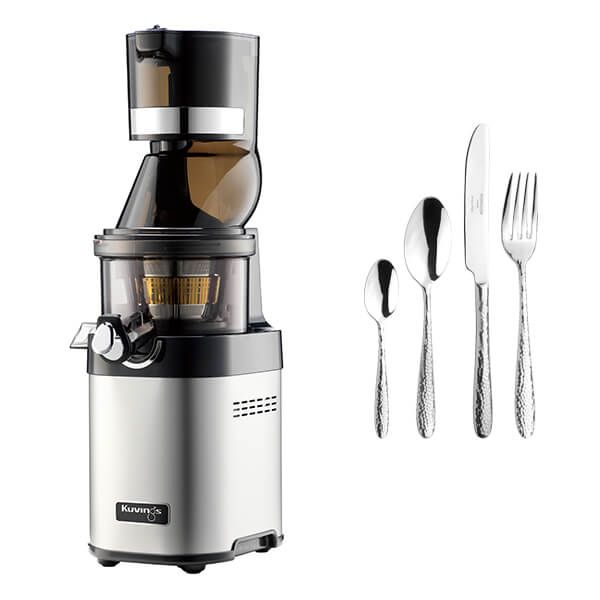 Kuvings CS600 Whole Slow Juicer Chef with FREE Gift