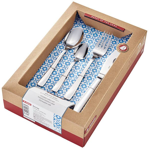 Judge Barclay 24 Piece Cutlery Set