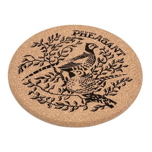 Emma Bridgewater Game Birds Cork Pot Stand
