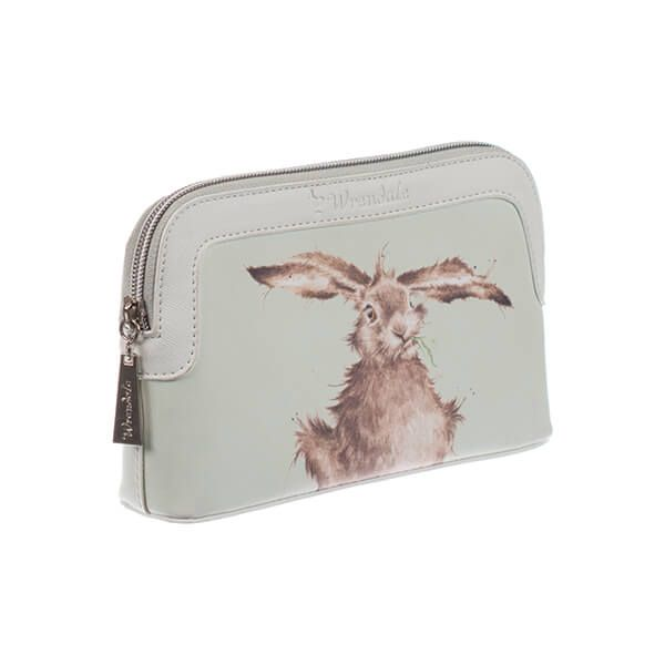 Wrendale Designs Hare Small Cosmetic Bag
