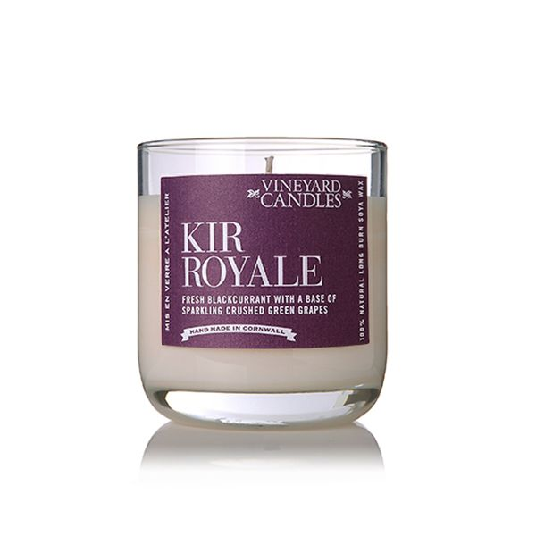 Vineyard Kir Royale Candle