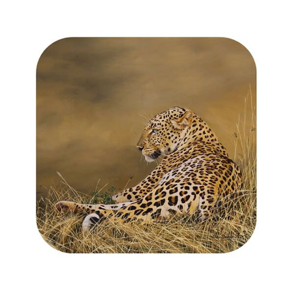 Country Matters Karen Laurence-Rowe Repose Coaster
