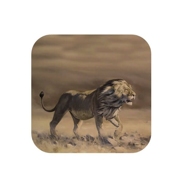 Country Matters Karen Laurence-Rowe Harmattan King Coaster