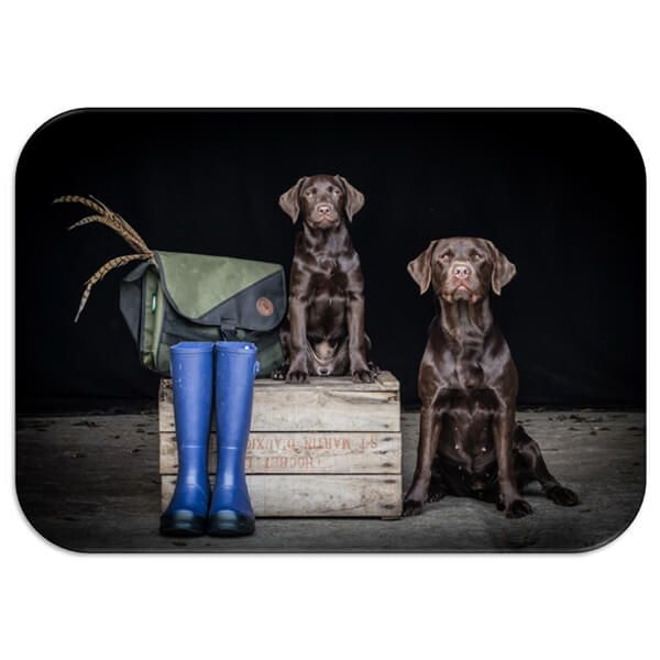 Country Matters So Proud (Working Labs) Placemat
