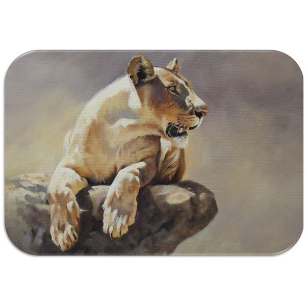 Country Matters Karen Laurence-Rowe The Lookout Placemat