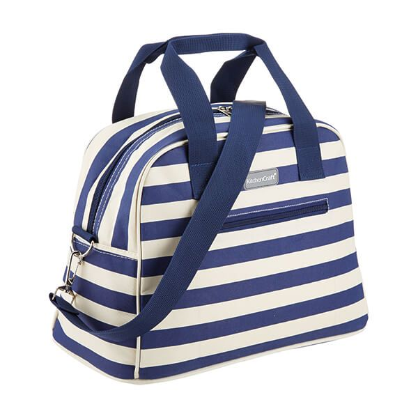 KitchenCraft Holdall Style Lulworth Cool Bag 11.5 litres