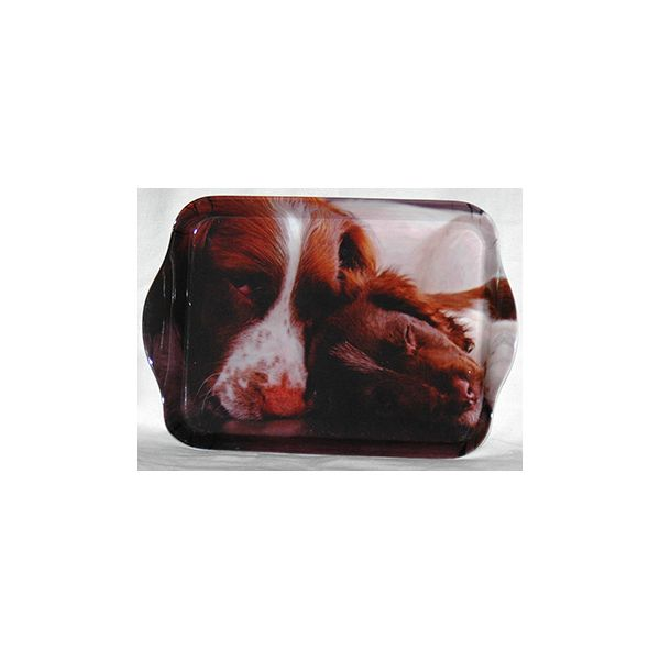 Country Matters Mum & Pup Trinket Tray