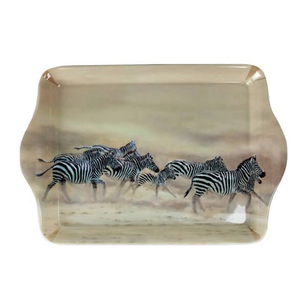 Country Matters Karen Laurence-Rowe Dust and Stripes Trinket Tray
