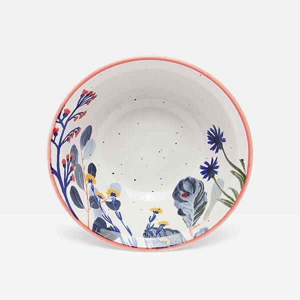 Joules Country Cottage Stoneware Cereal Bowl