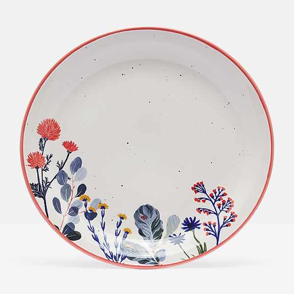 Joules Country Cottage Stoneware Dinner Plate