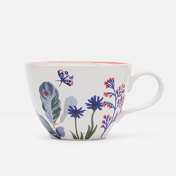 Joules Country Cottage Stoneware Mug