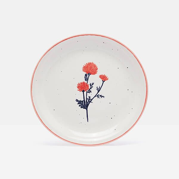 Joules Country Cottage Stoneware Side Plate