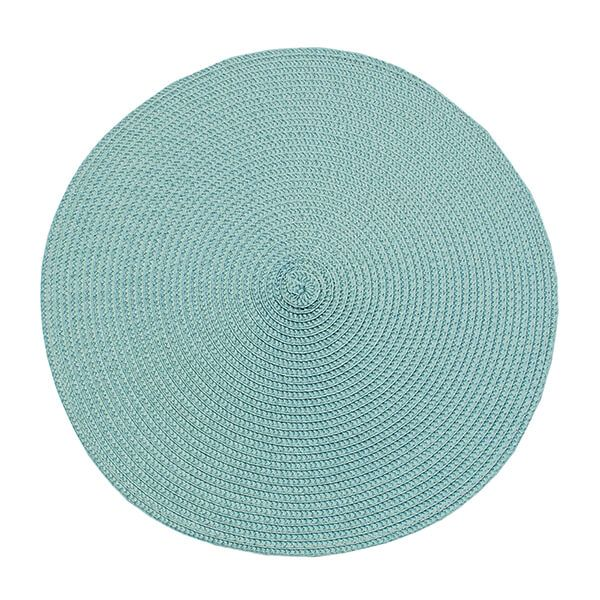 Walton & Co Ocean Circular Ribbed Placemat