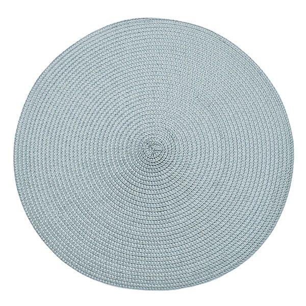 Walton & Co Twilight Circular Ribbed Placemat