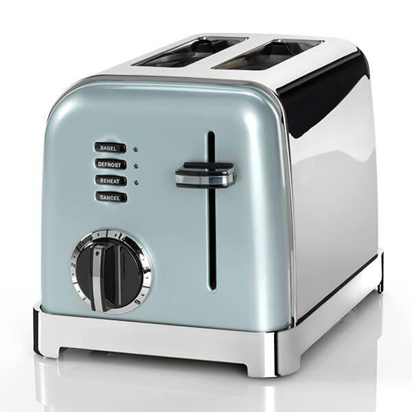 Cuisinart Style Collection 2 Slice Toaster Light Pistachio