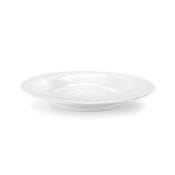 Sophie Conran Rimmed Soup Plate Set Of 4