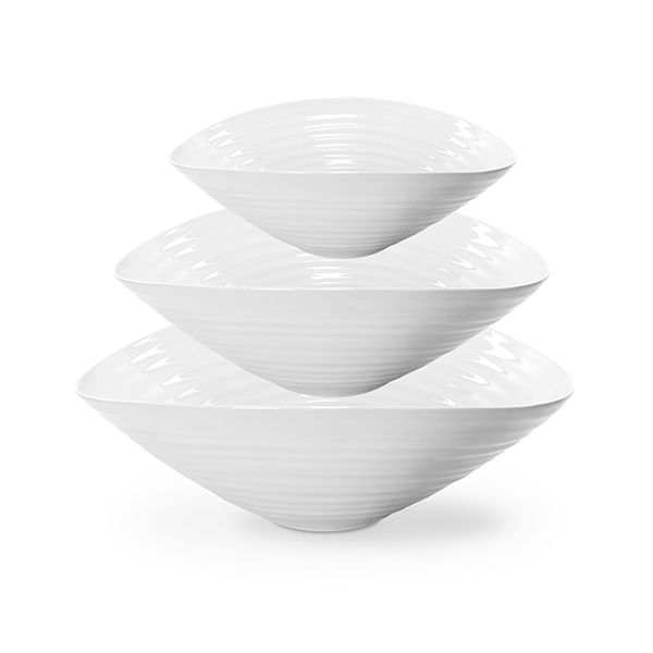 Sophie Conran Salad Bowls Set Of Three