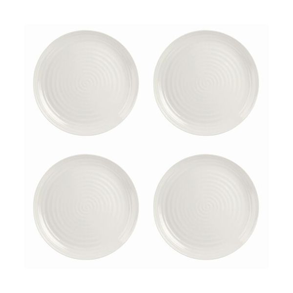 "Sophie Conran Coupe Plate 10.5"" Set Of 4"