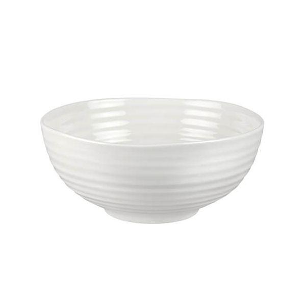 """Sophie Conran Noodle Bowl White 7"""""""