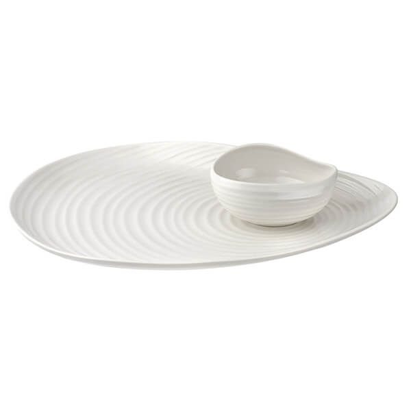 Sophie Conran Shell Shaped Serving Platter & Bowl
