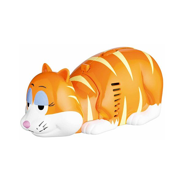 Crumb Pet Novelty Table Top Vacuum Cleaner - Ginger Cat