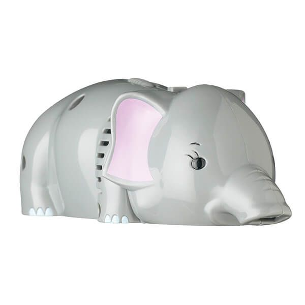 Crumb Pet Novelty Table Top Vacuum Cleaner - Elephant
