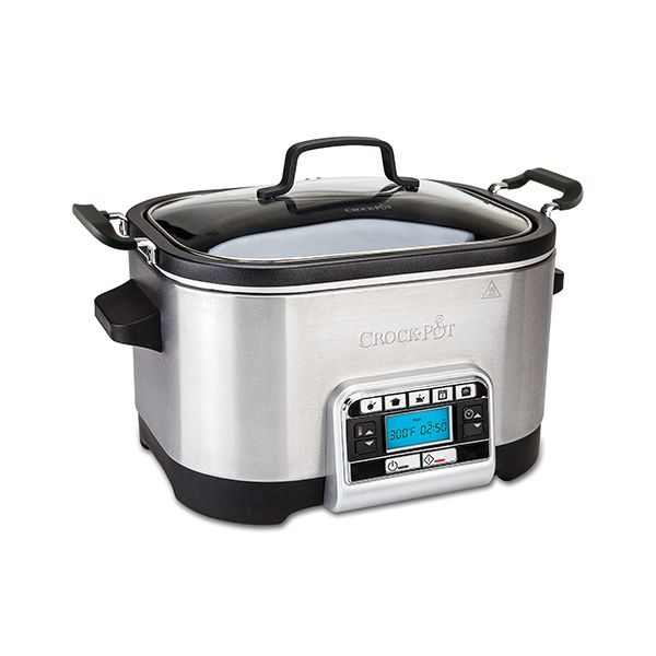 Crock Pot 5.6 Litre Digital Slow & Multi Cooker
