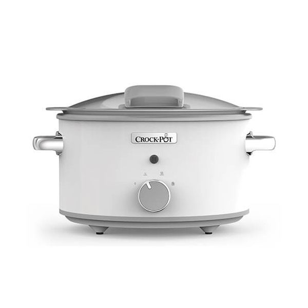 Crock Pot Duraceramic Saute 4.8 Litre Slow Cooker With Induction Pot