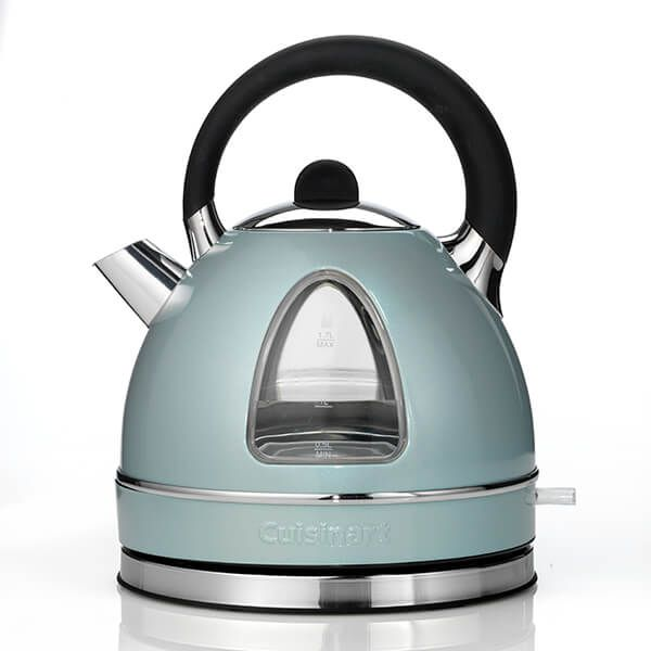 Cuisinart Style Collection 1.7L Traditional Kettle Light Pistachio