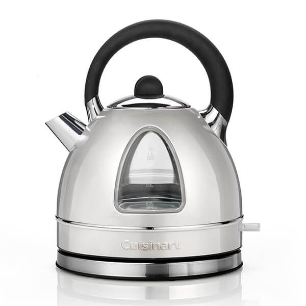 Cuisinart Style Collection 1.7L Traditional Kettle Frosted Pearl