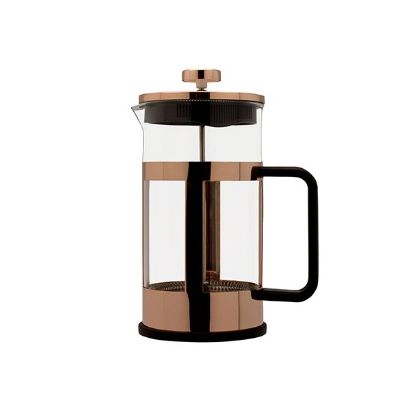Grunwerg Cafe Ole Copper Finish 0.35L Cafetiere