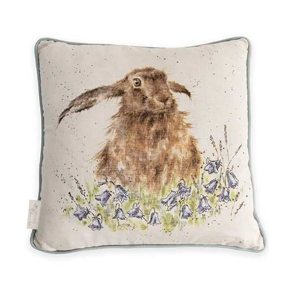 Wrendale Hare Cushion