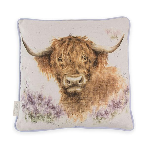 Wrendale Highland Cow Cushion