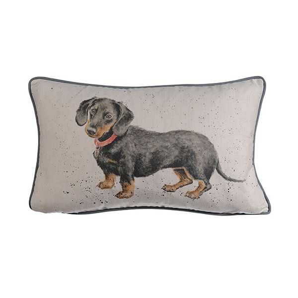 Wrendale Hugo Rectangular Cushion