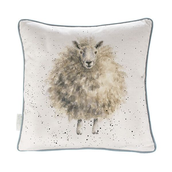 Wrendale The Woolly Jumper Sheep Cushion