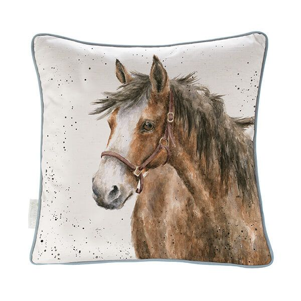 Wrendale Spirit Horse Cushion