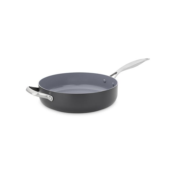 GreenPan Venice Pro Hard Anodised Ceramic Non-Stick 28cm Saute Pan