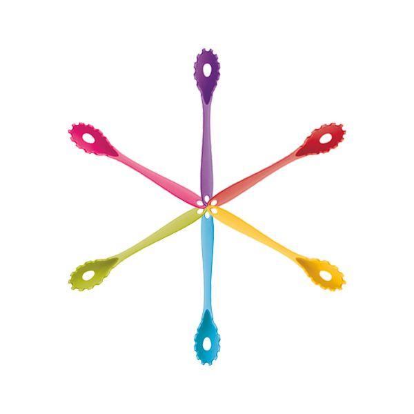 Colourworks Silicone 28cm Pasta Server