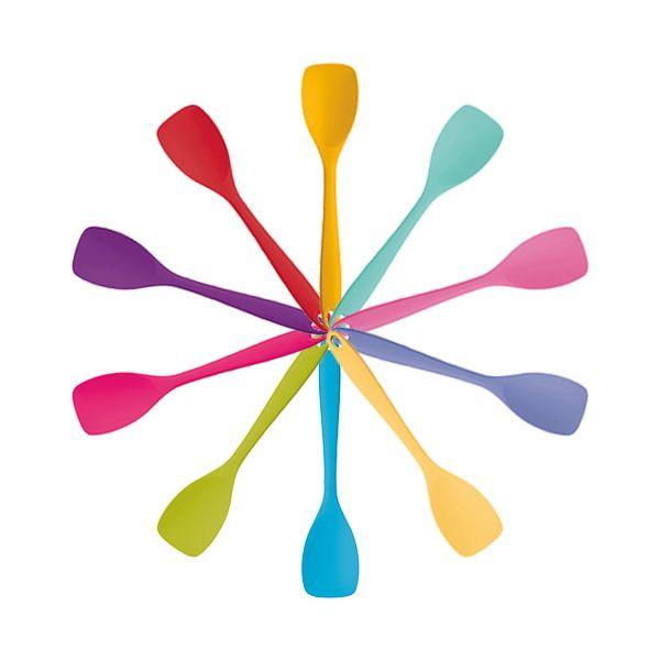 Colourworks Silicone 28cm Spoon Spatula