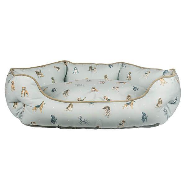 Wrendale Designs Medium Dog Bed