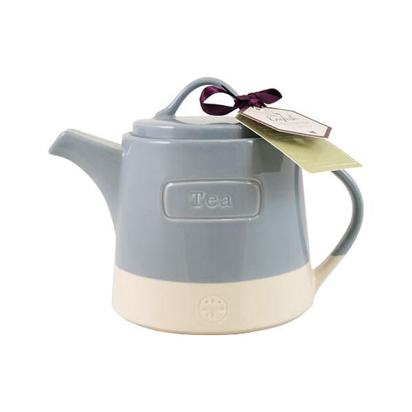 English Tableware Company Artisan Blue Teapot