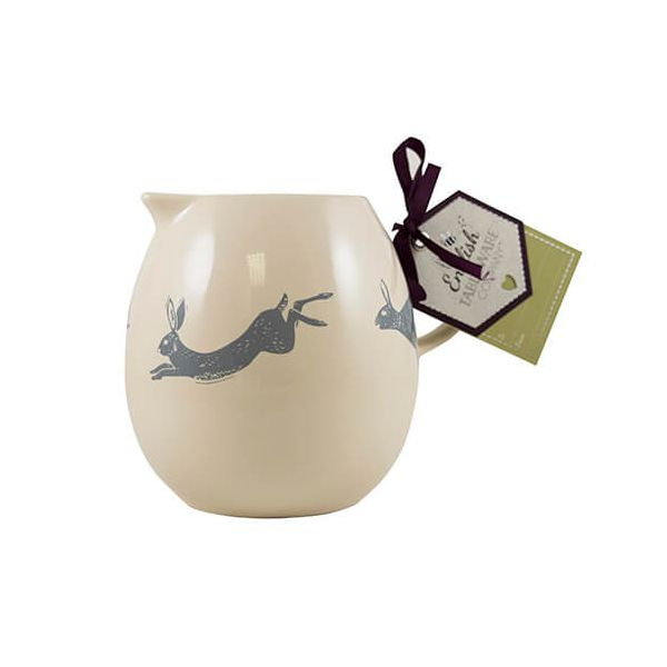 English Tableware Company Artisan Hare Milk Jug
