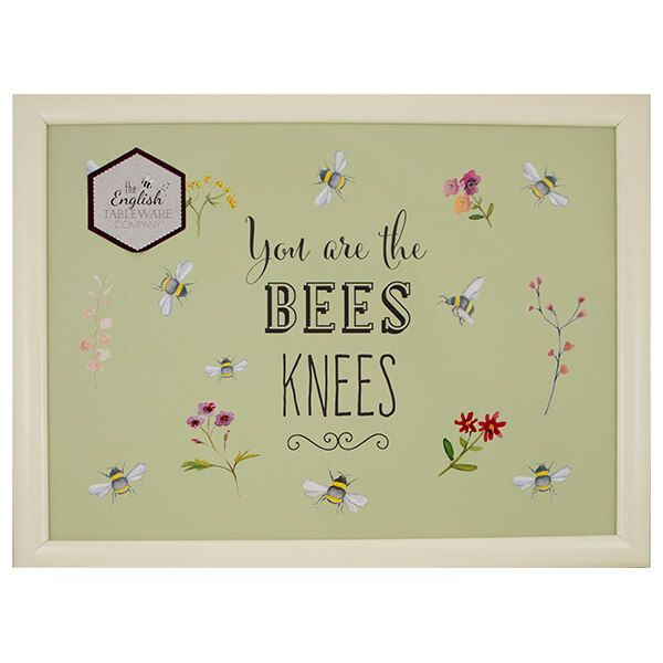 English Tableware Company Bee Happy 'You Are The Bees Knees' Laptray