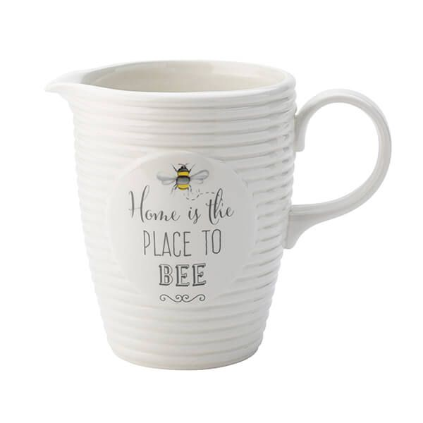 English Tableware Company Bee Happy Jug