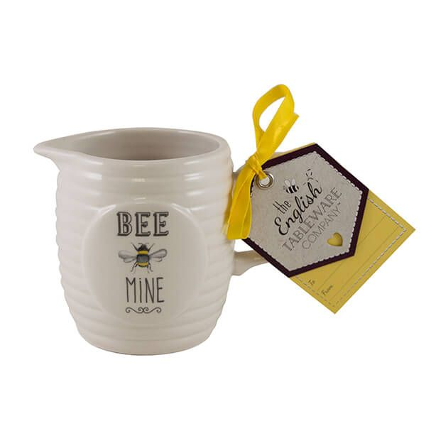 English Tableware Company Bee Happy Creamer